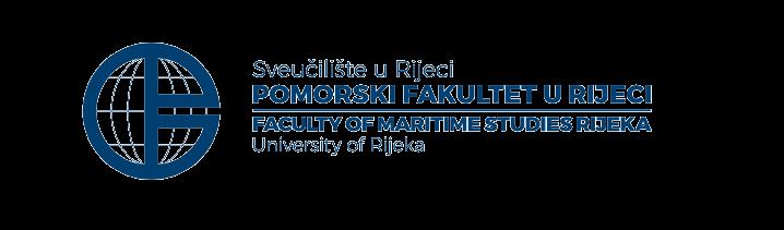 Pomorski fakultet u Rijeci logo